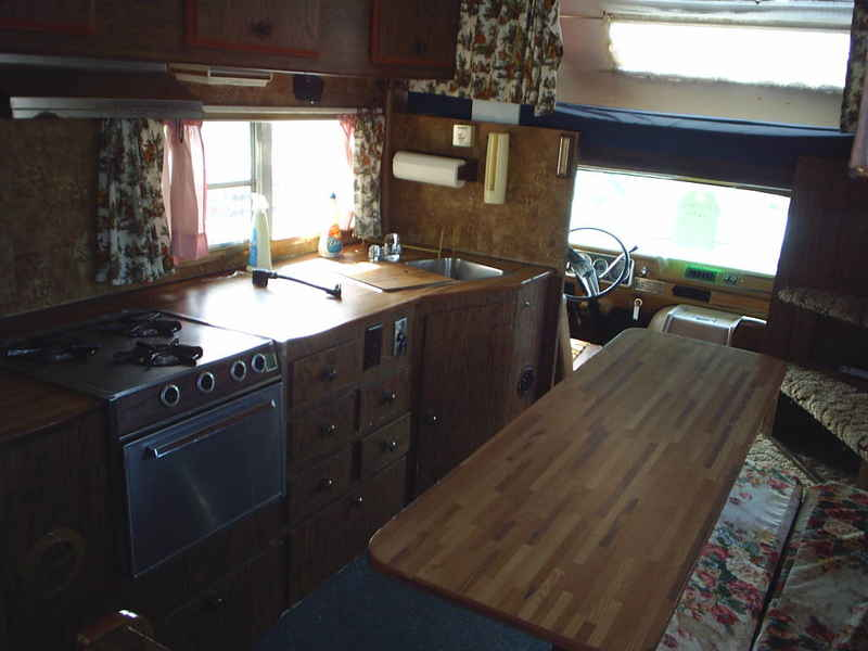 1973 Open Road RV Motor Home at Alpine Motors