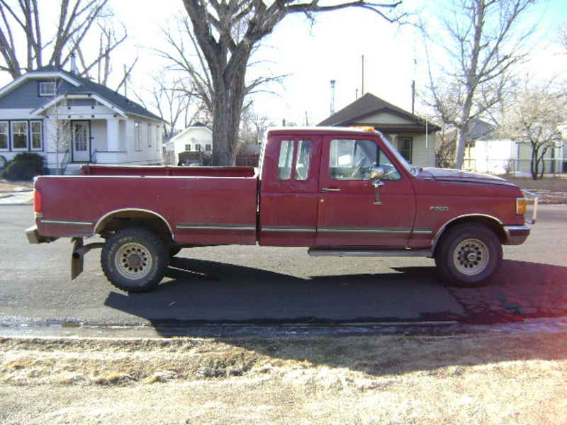 1989 Ford F 250 4x4 Diesel B49667 At Alpine Motors
