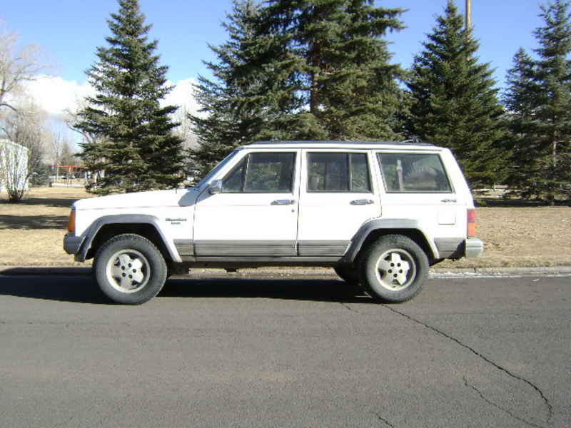 1991 Jeep Cherokee Laredo 4x4 563627 At Alpine Motors