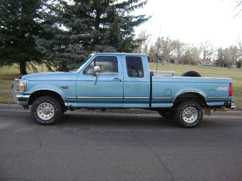 1992 Ford F 150 4x4 B59230 At Alpine Motors