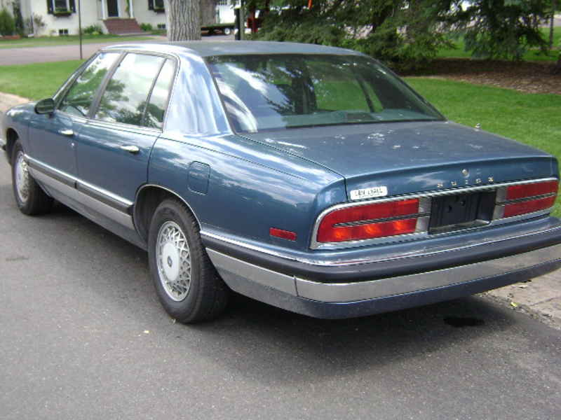 1993 Buick Park Avenue 609707 At Alpine Motors