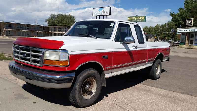 1993 Ford F 150 Xlt At Alpine Motors