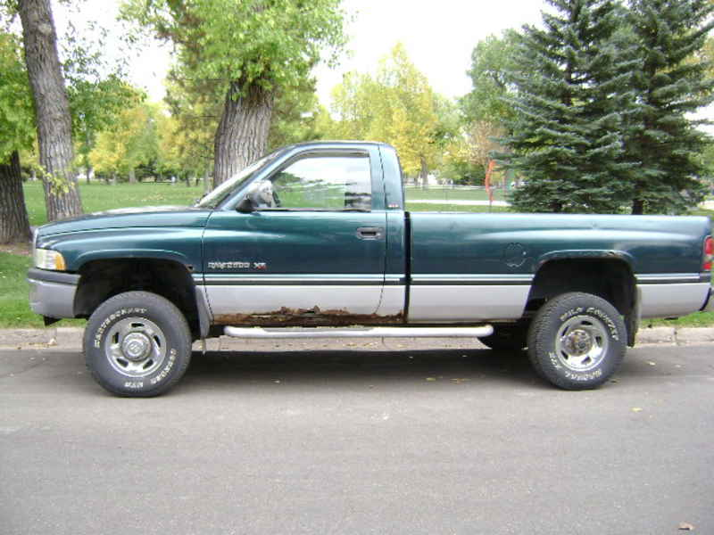 1994 Dodge Ram 2500 Slt 697582 At Alpine Motors