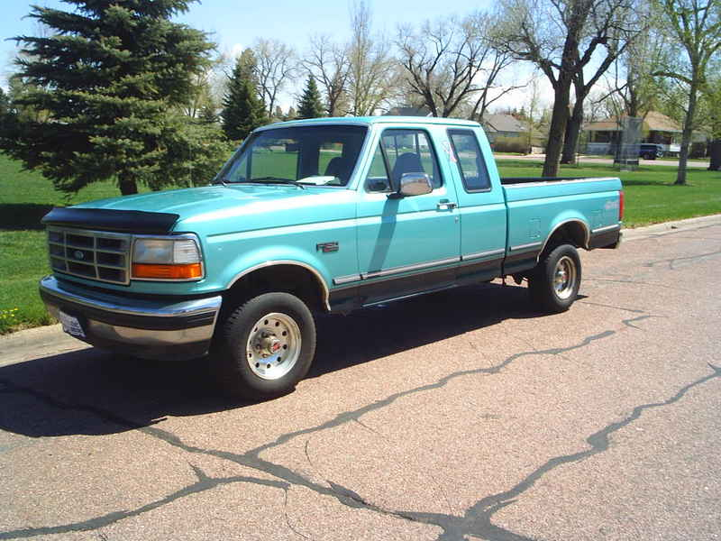 Ford F on 1994 F 150 Specs 5 0