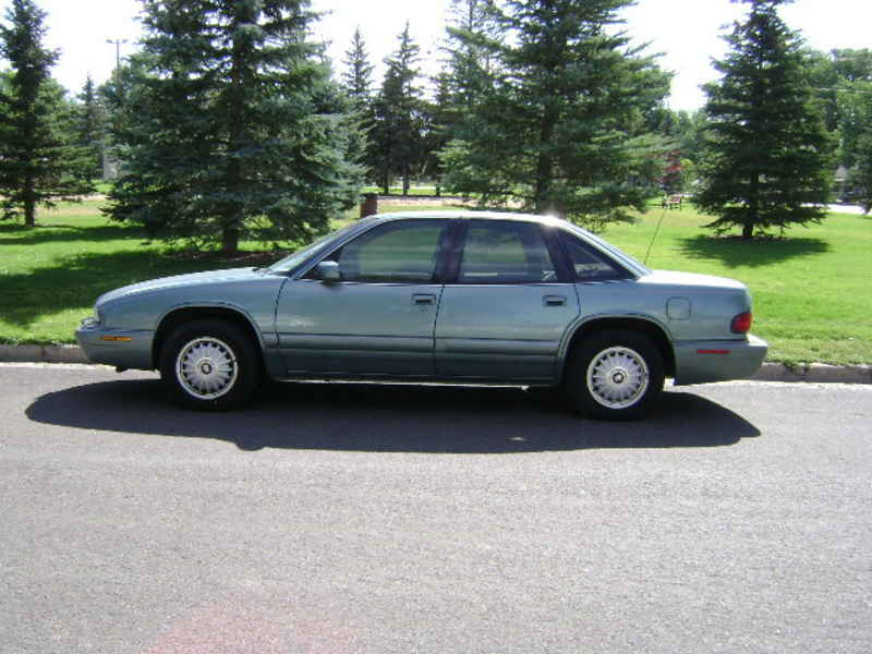 1995 Buick Regal 428087 At Alpine Motors