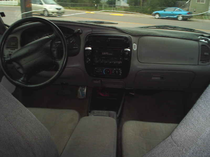 Ford Explorer Int
