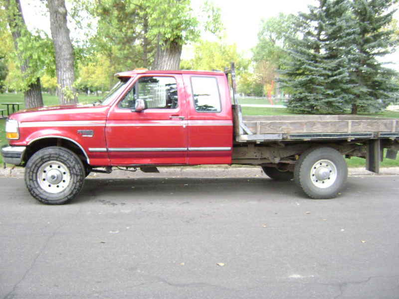 1995 Ford F 250 Power Stroke A75257 At Alpine Motors