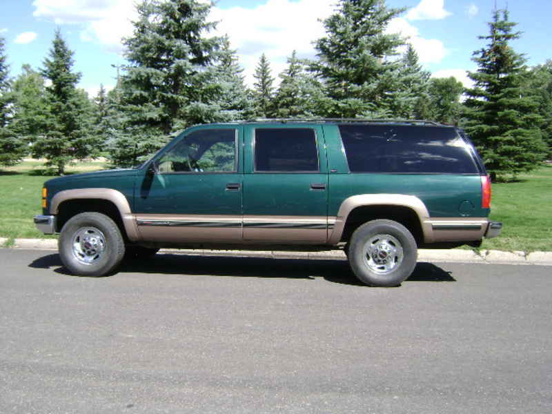 1995 Gmc Suburban K2500 Lt 718366 At Alpine Motors