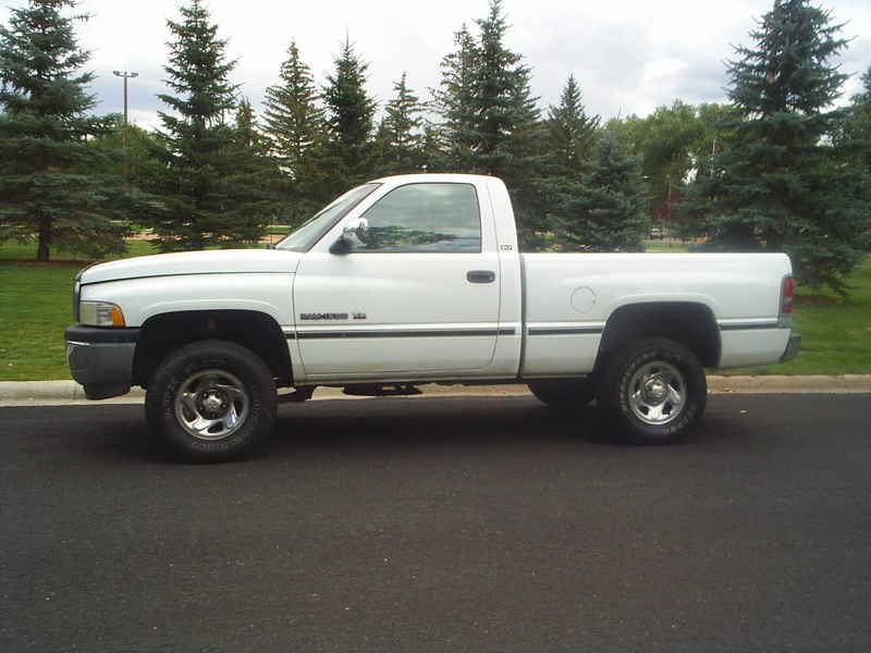 1996 Dodge Ram 1500 4x4 564485 at Alpine Motors