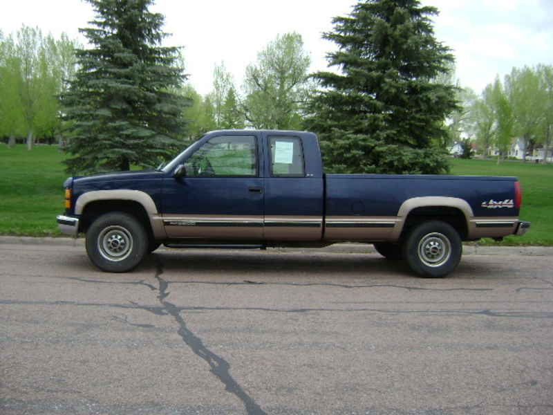 Gmc Sonoma Long Bed New