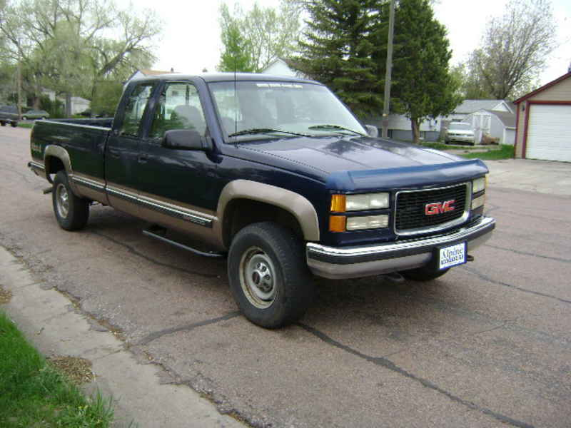1996 gmc 2500 sierra sle 514813 at alpine motors. Black Bedroom Furniture Sets. Home Design Ideas