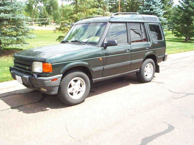 1996 Land Rover Discovery Se At Alpine Motors