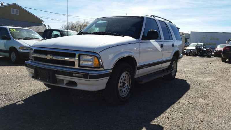 1996 Chevrolet Blazer Ls 4x4 At Alpine Motors