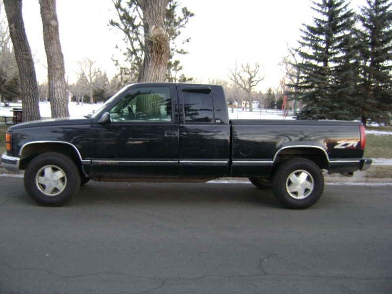 1996 Chevy 2500 Service Pickup  Regent ND Classifieds