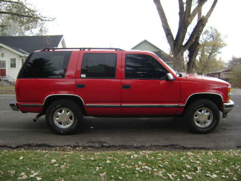 1997 Chevy Tahoe Ls 4x4 398659 At Alpine Motors