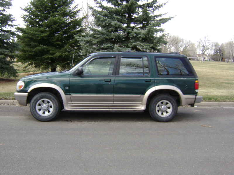 1997 Ford Explorer Eddie Bauer V8 A30418 At Alpine Motors