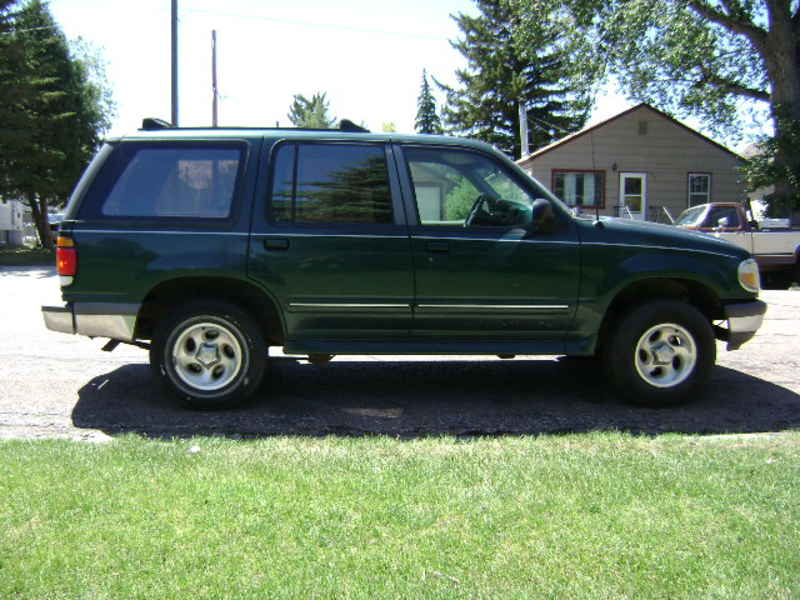 1995 Ford Explorer 4x4 A12272 At Alpine Motors