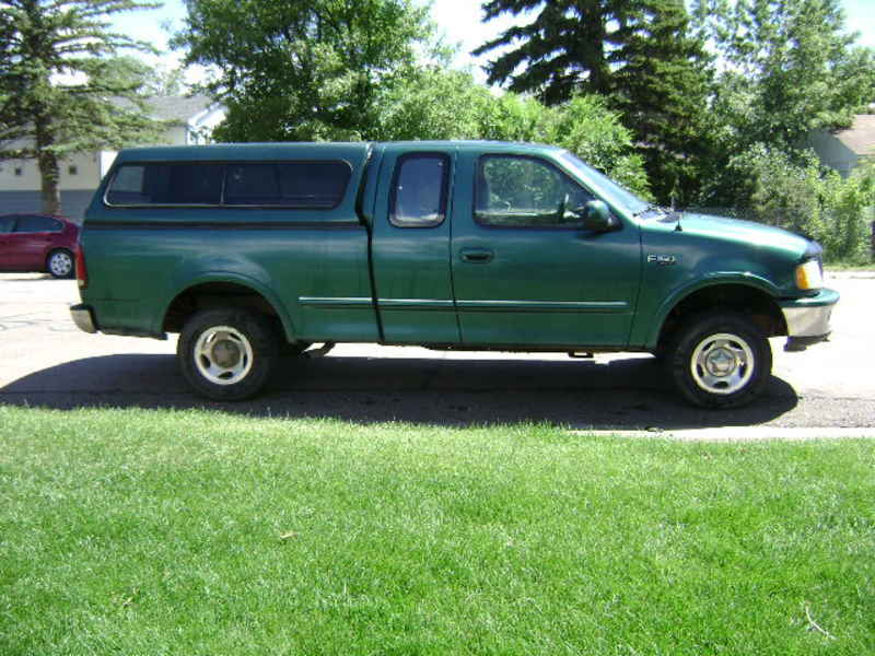 1997 ford f 150 xlt b59734 at alpine motors. Black Bedroom Furniture Sets. Home Design Ideas