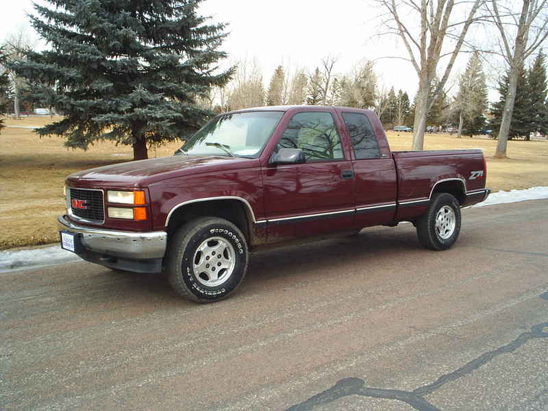 1997 Chevy K1500 For Sale