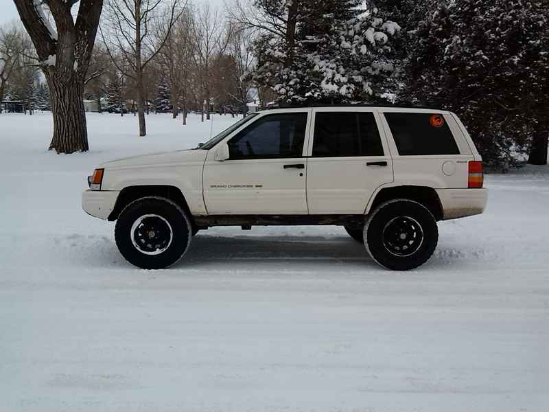 1998 Jeep Grand Cherokee Limited 266179 At Alpine Motors