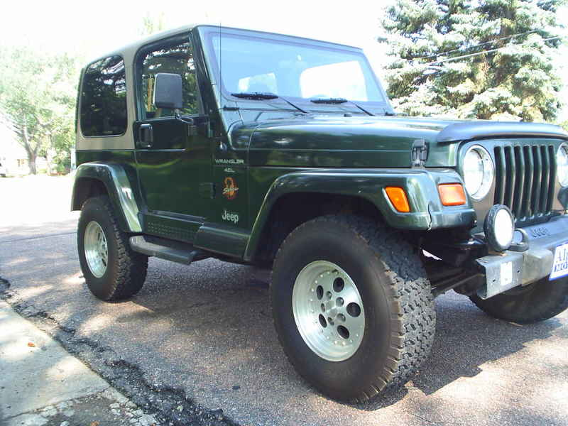1998 Jeep Wrangler Sahara At Alpine Motors