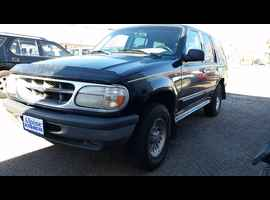 1998 Ford Explorer Limited AWD
