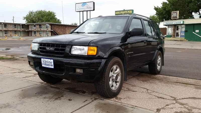 1998 Isuzu Rodeo Ls At Alpine Motors
