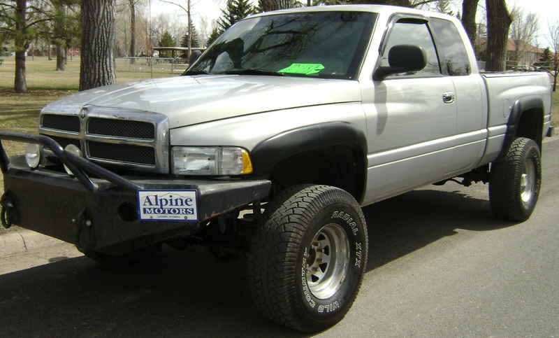 1999 dodge ram 2500 slt quad cab 4x4 561666 at alpine motors. Black Bedroom Furniture Sets. Home Design Ideas