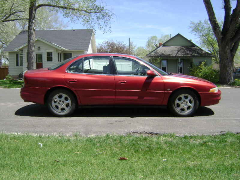 1999 Oldsmobile Intrigue Gl 06415 At Alpine Motors