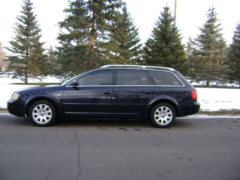 Audi A6 For Sale >> 2000 Audi A6 Avant Wagon Quattro 093425 at Alpine Motors