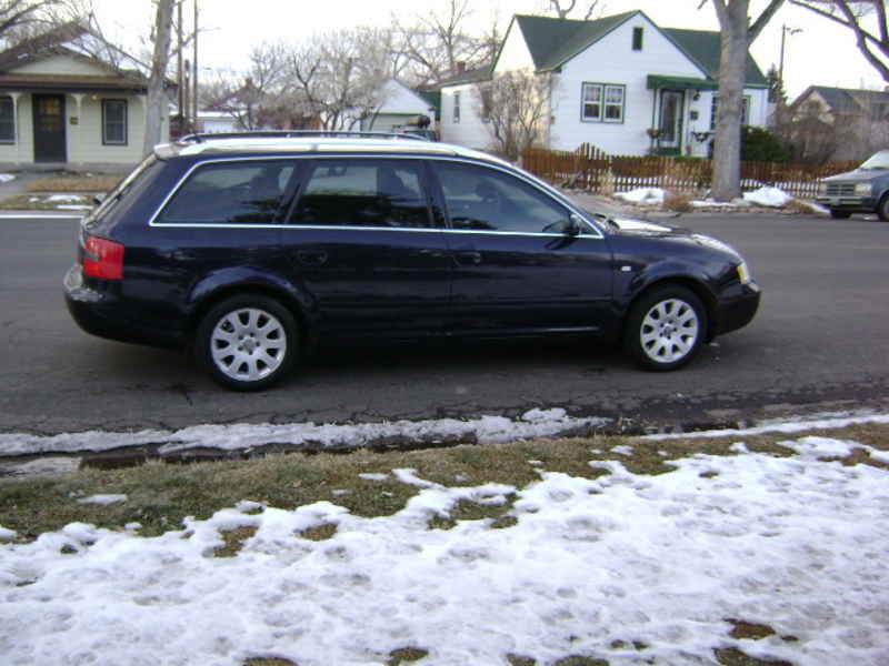 2000 audi a6 avant wagon quattro 093425 at alpine motors. Black Bedroom Furniture Sets. Home Design Ideas