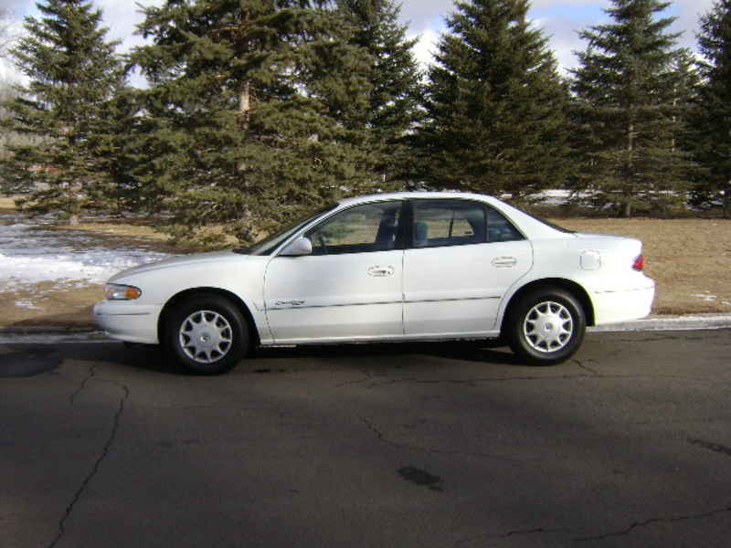 2000 Buick Century White 200 Interior And Exterior Images