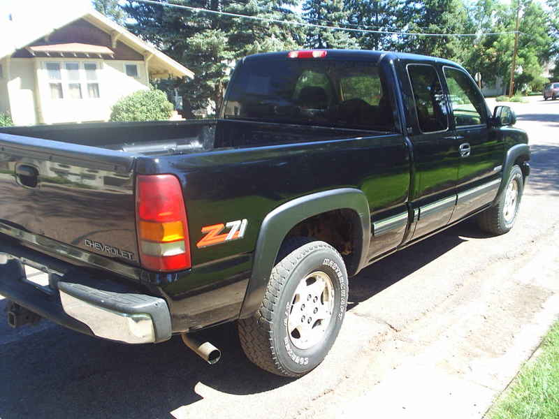 2000 Chevy Silverado K-1500 at Alpine Motors