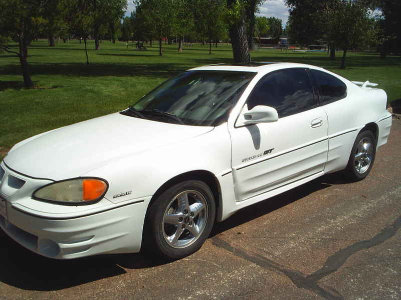 2000 Pontiac Grand AM GT At Alpine Motors