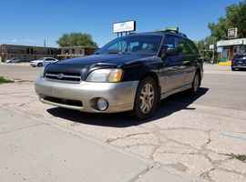 2000 Subaru Outback Limited