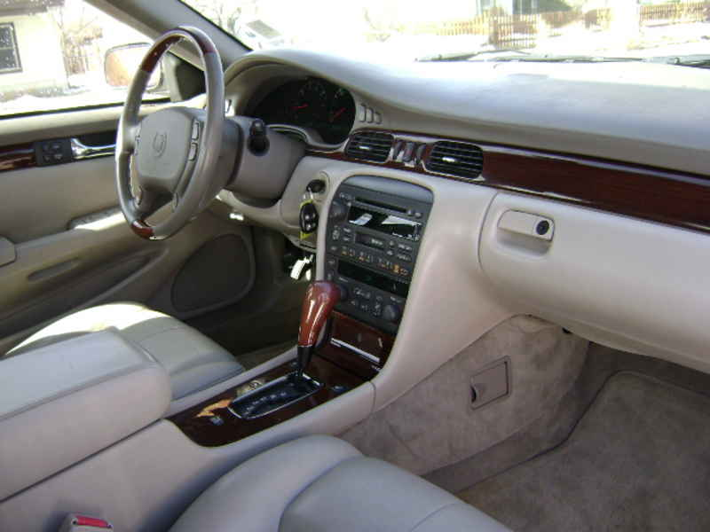 2001 Cadillac Seville Sts 270099 At Alpine Motors