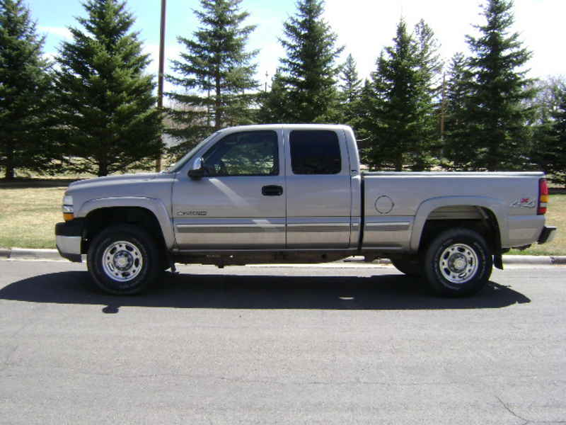 2001 Chevy Silverado 4×4 For Sale