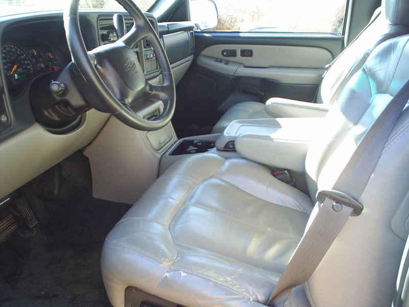 Chevy Suburban Lt Int on 2001 Ford Expedition Seats