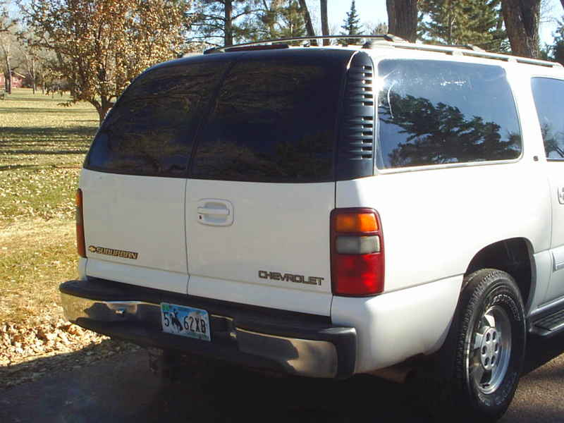Chevy Suburban Lt Rear on 1992 chevy 1500 4x4