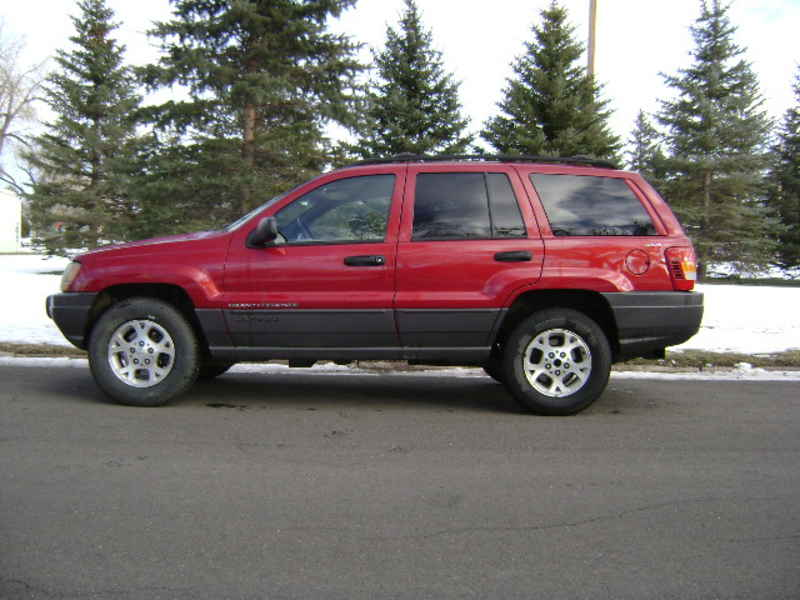 2001 Jeep Grand Cherokee Laredo 4x4 701333