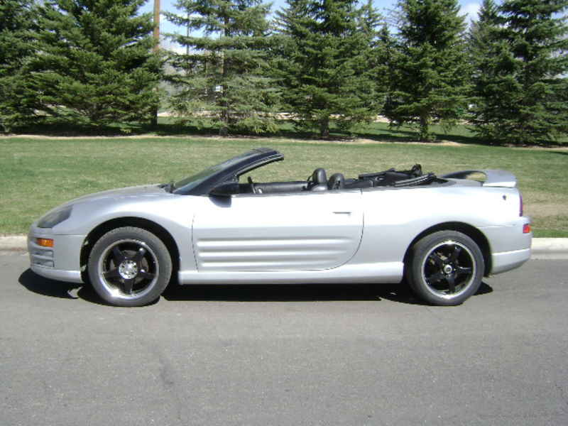 2001 mitsubishi eclipse gt spyder 005993 at alpine motors. Black Bedroom Furniture Sets. Home Design Ideas