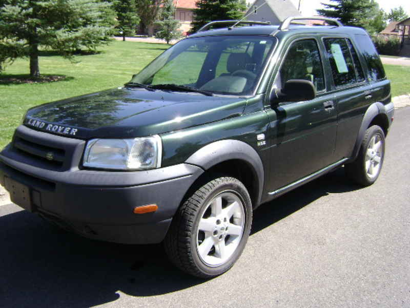 2002 Land Rover Freelander At Alpine Motors