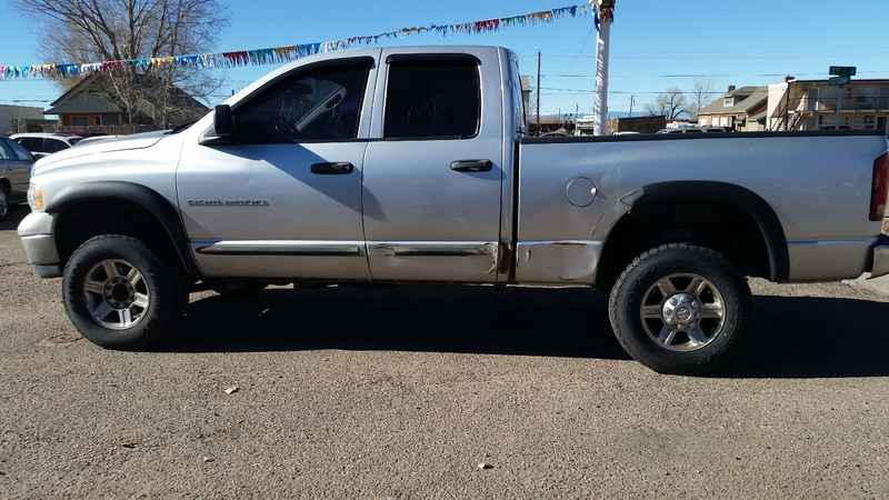 2003 Dodge Ram Slt Pickup 2500 At Alpine Motors