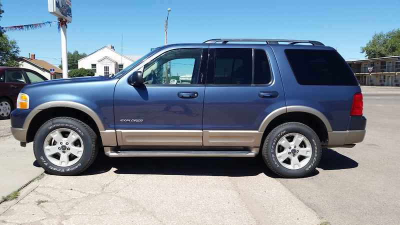 2004 ford explorer eddie bauer. Cars Review. Best American Auto & Cars Review