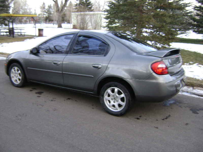 2005 Dodge Neon Sxt 217137 At Alpine Motors