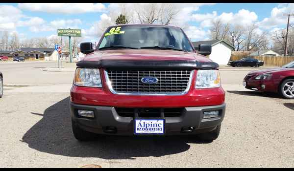 2005 Ford Expedition Xlt At Alpine Motors