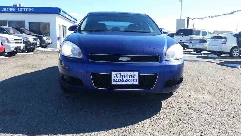 2007 chevrolet impala ss at alpine motors. Black Bedroom Furniture Sets. Home Design Ideas