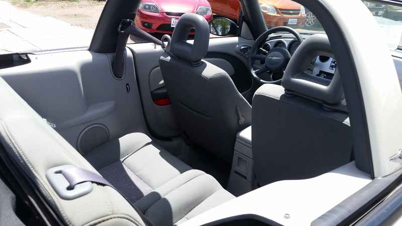 2007 chrysler pt cruiser convertible at alpine motors. Black Bedroom Furniture Sets. Home Design Ideas