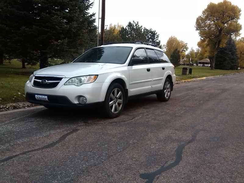 2008 Subaru Legacy Outback 337282 at Alpine Motors