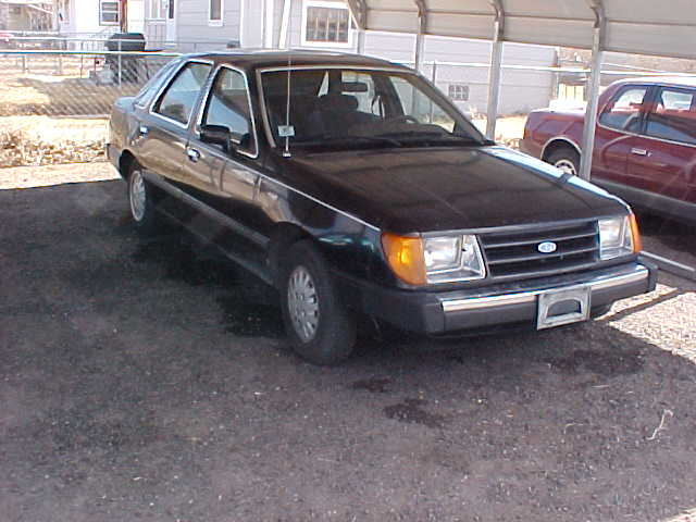 new autocars news  ford tempo body kits